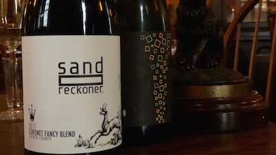 Sand Reckoner + The Coronet Wine Launch Soirée!